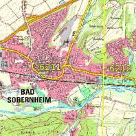 Höhenmeter Karte Deutschland.Metadaten